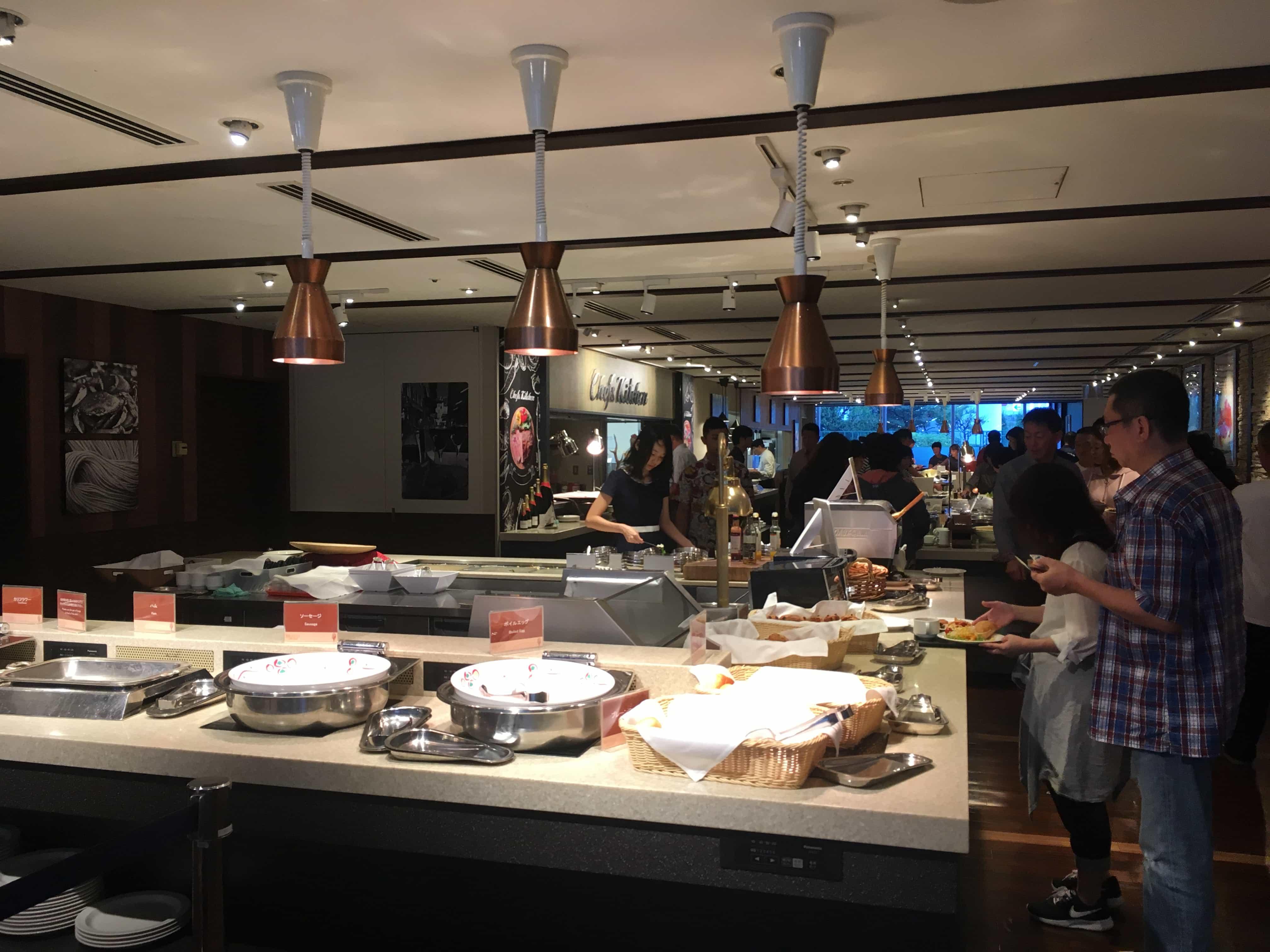 東京ドームホテル朝食ビュッフェに行ってきた   ライムのJGC ...
