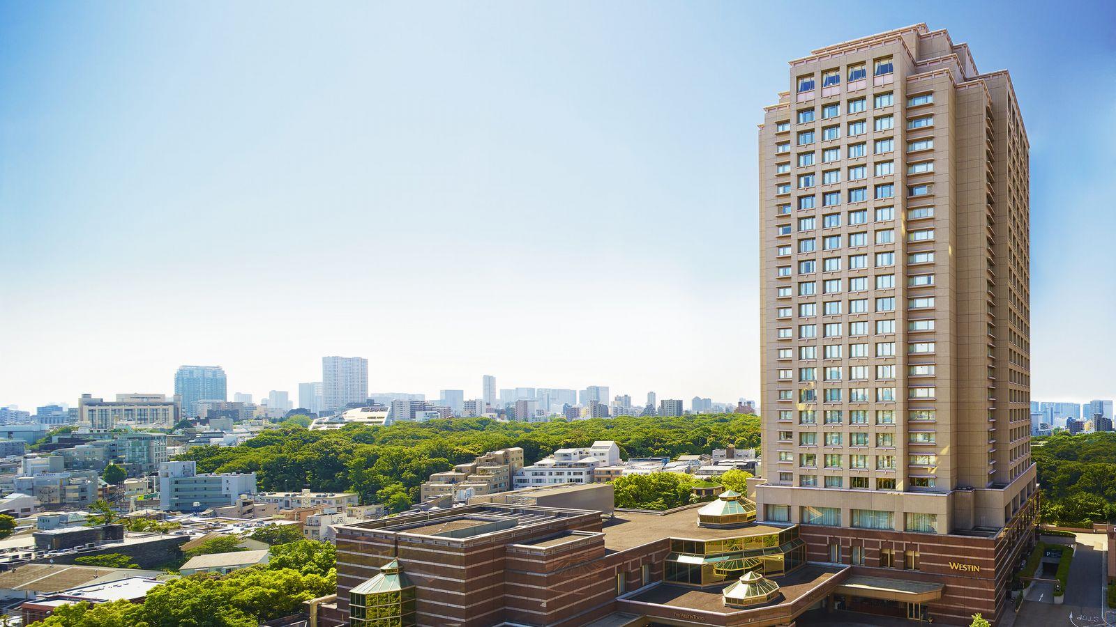 ウェスティンホテル東京宿泊記①S...